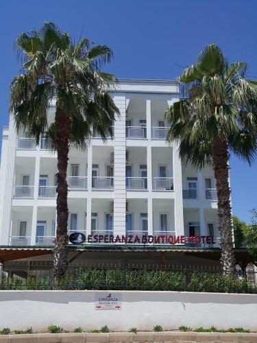 Antalya Esperanza Boutique Hotel ulaşım