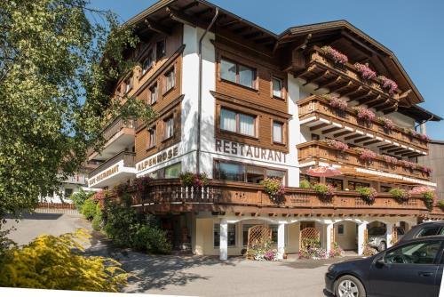 Hotel Alpenrose - Zöblen