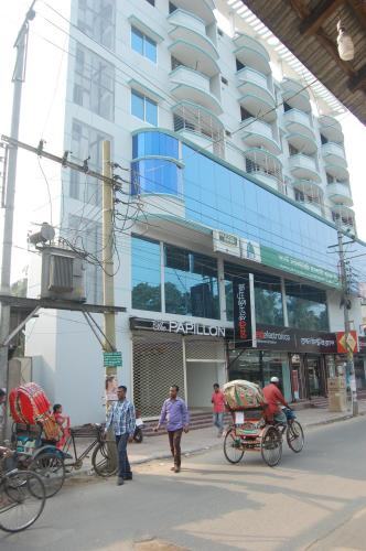 The Papillon Hotel Bhola