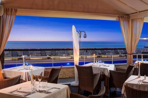 Hotel Victoria Frontemare Lido Di Jesolo In Italy