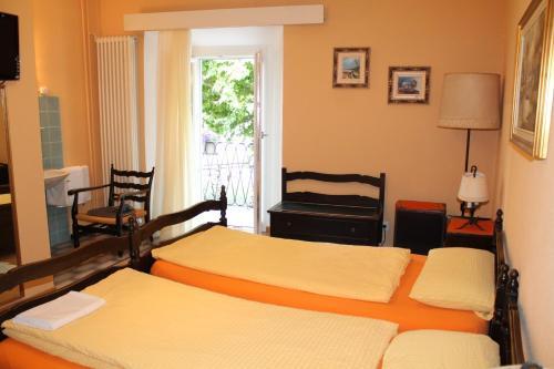 Hotel-overnachting met je hond in Osteria Battello - Caslano