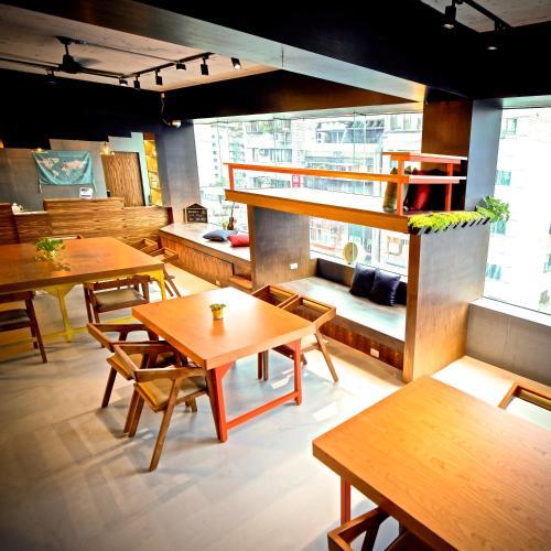 Homey Hostel Taipei Main Station Taiwan 500 Reviews Price From