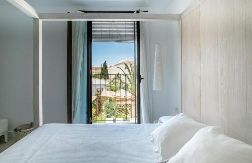 Standard Doppel-/Zweibettzimmer mit Zugang zum Spa Hotel Es Marès 7