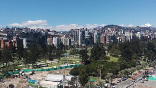 HotelDepartamento Edificio CCNU, Quito