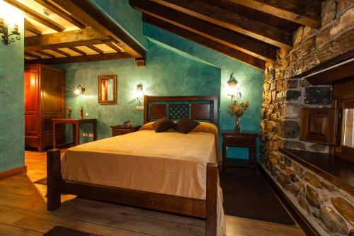 Double Room Hotel Spa Casona La Hondonada 9