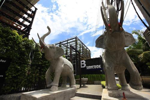 Фото отеля B Samcook Home16