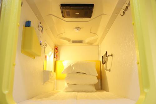 Фото отеля Shangjian Space Capsule Inn Shenzhen Huaqiangbei