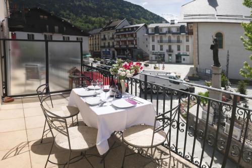 St. Gervais - Central Résidence 11 Saint Gervais Les Bains