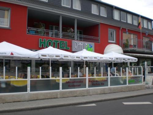 . Hotel Rhein INN