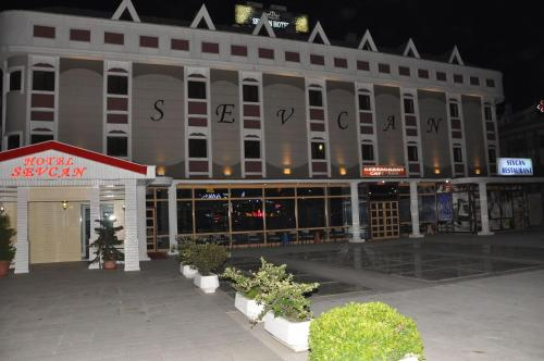 Istanbul Sevcan Hotel Airport adres