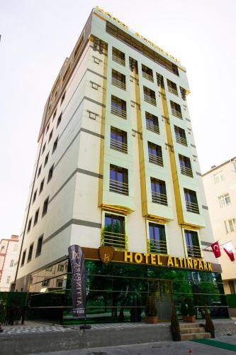 Kayseri Altinpark Hotel online reservation
