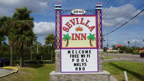 Sevilla Inn - Kissimmee, FL 34746