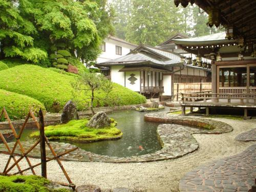 高野山溫泉福智院日式旅館 Koyasan Onsen Fukuchiin