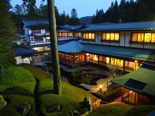 高野山温泉福智院日式旅馆