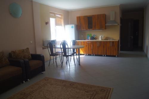 . Apartment on Genuezskiy proyezd 7А