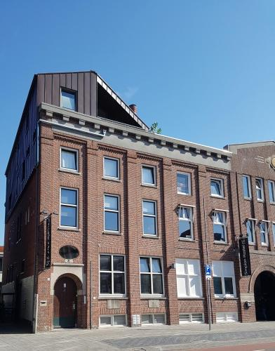 Hotel-overnachting met je hond in The Cannery - Groningen