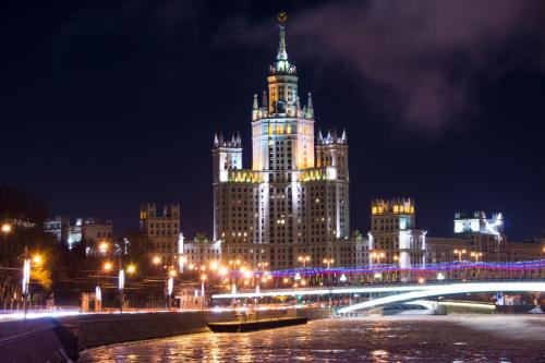 Kotelnicheskaya Royal Tower Foto principal