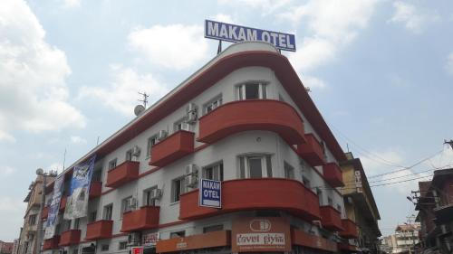 Tarsus Makam Hotel adres