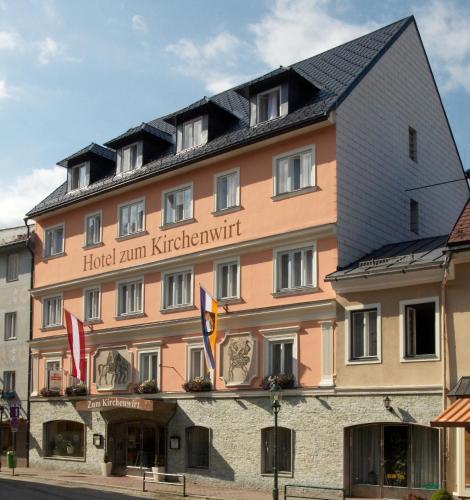 . Hotel zum Kirchenwirt
