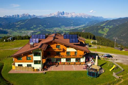Berggasthof Latschenhof Flachau