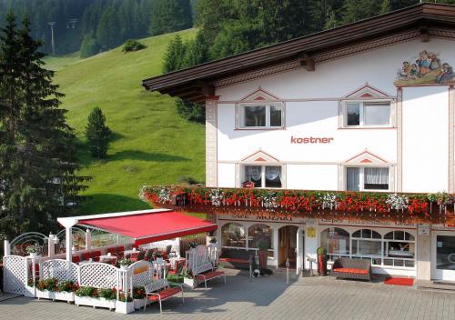 Appartament Mozart Wolkenstein-Selva Gardena