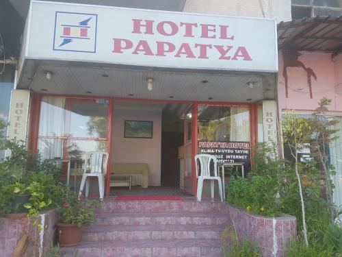 Mersin Papatya Otel tek gece fiyat