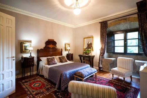 Double Room - single occupancy Pazo de Bentraces 12