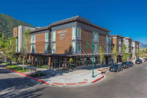 . SpringHill Suites by Marriott Jackson Hole