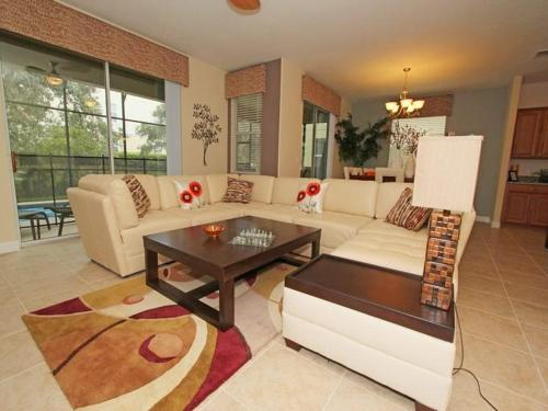 Paradise Palms Six Bedroom House With Private Pool 4d7 - Kissimmee, FL 34747