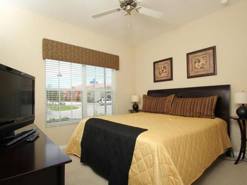 Paradise Palms Five Bedroom Townhome With Pool P550 - Kissimmee, FL 34747
