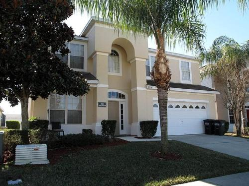 Windsor Palms Six Bedroom House With Private Pool W83 - Kissimmee, FL 34747