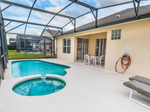Windsor Palms Four Bedroom House With Private Pool L4d - Kissimmee, FL 34747