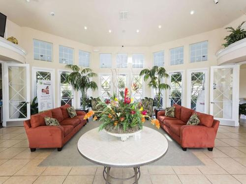 Windsor Palms Five Bedroom House With Private Pool H3e - Kissimmee, FL 34747