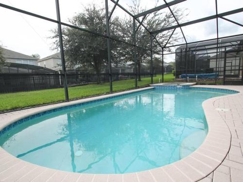 Windsor Hills Six Bedroom House With Private Pool Kd3r - Kissimmee, FL 34747