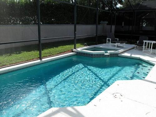 Windsor Palms Four Bedroom Pool House 4fe - Kissimmee, FL 34747