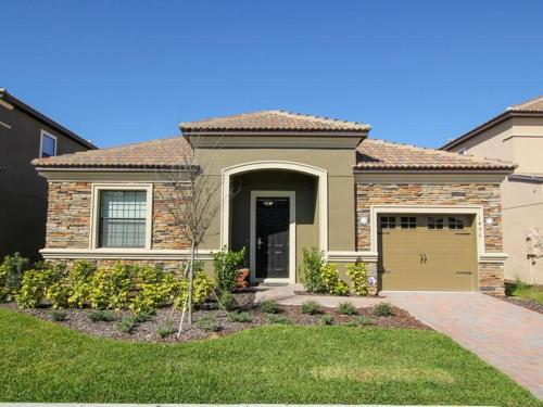 Championsgate Four Bedroom House With Private Pool 4gw - Kissimmee, FL 33896