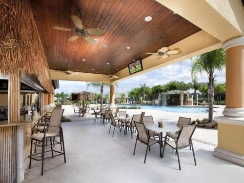 Paradise Palms Six Bedroom House With Private Pool D2w - Kissimmee, FL 34747