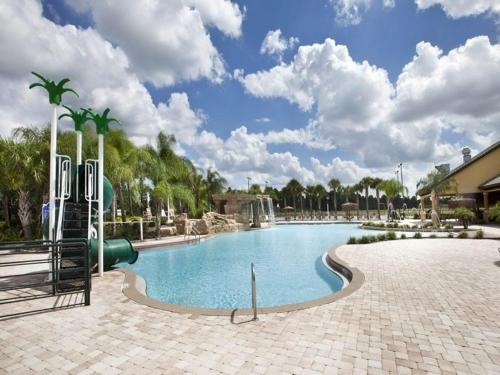 Paradise Palms Four Bedroom Townhouse 9f2 - Kissimmee, FL 34747