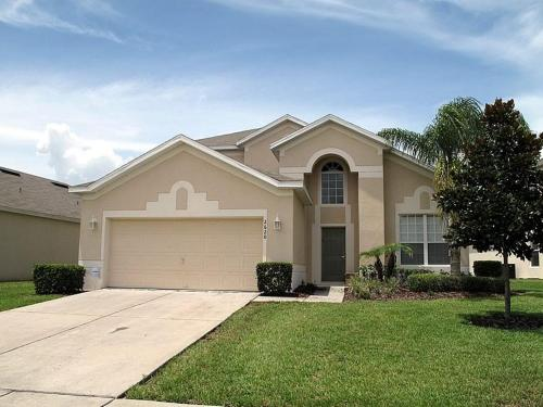 Windsor Hills Six Bedroom House With Private Pool X3f7 - Kissimmee, FL 34747