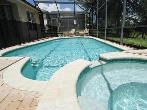 Windsor Hills Four Bedroom House With Private Pool Cap5 - Kissimmee, FL 34747