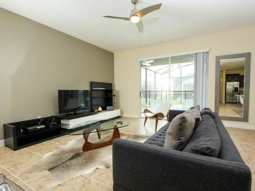 Paradise Palms Six Bedroom House With Private Pool Fg4 - Kissimmee, FL 34747