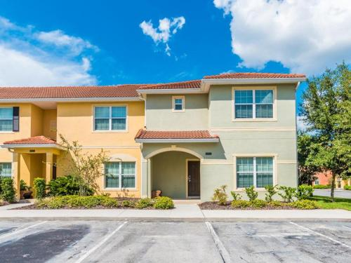 Paradise Palms Five Bedroom Townhouse 3ew - Kissimmee, FL 34747