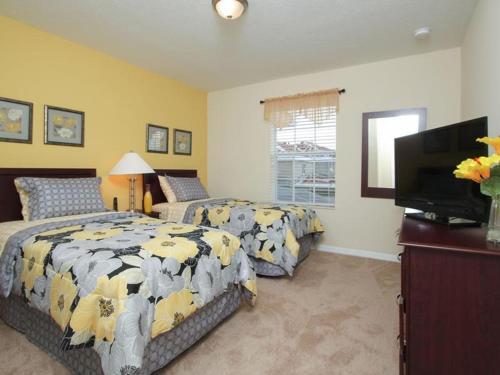 Paradise Palms Four Bedroom Townhouse Ap8 - Kissimmee, FL 34747