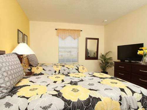 Paradise Palms Four Bedroom Townhouse Ap8 - Kissimmee, FL 34747