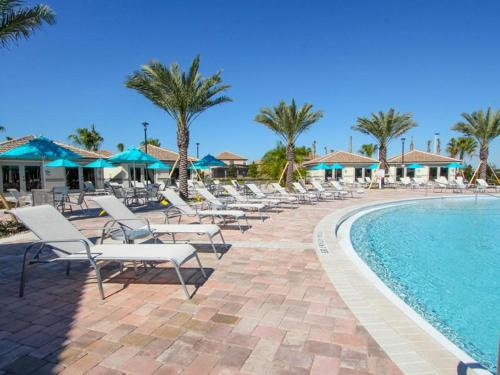 Championsgate Six Bedroom House With Private Pool P4l - Davenport, FL 33896