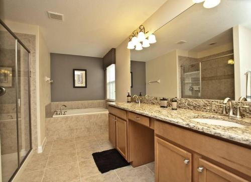 Paradise Palms Six Bedroom House With Private Pool 100 - Kissimmee, FL 34747