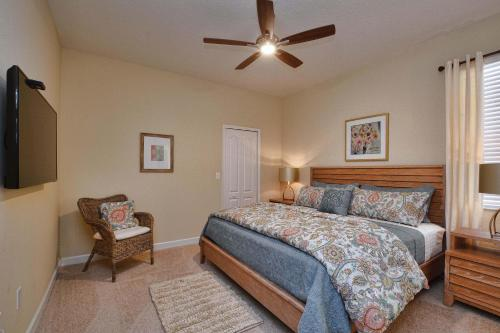 Championsgate Five Bedroom House With Private Pool 909 - Davenport, FL 34747