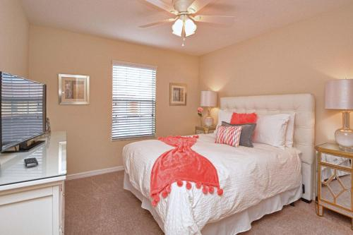 Paradise Palms Four Bedroom House 214 - Kissimmee, FL 34747