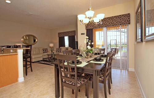 Paradise Palms Four Bedroom House 4028 - Kissimmee, FL 34747