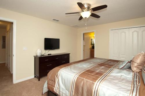 Paradise Palms Four Bedroom House 4023 - Kissimmee, FL 34747